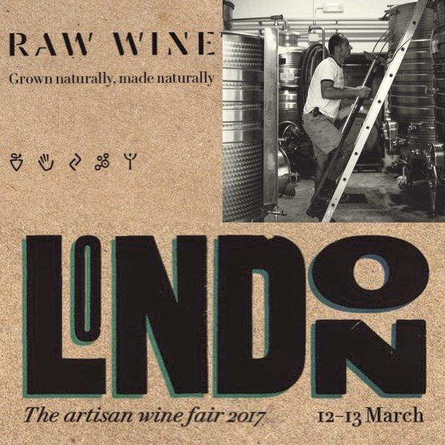 Thanks for the invitesee you in London! rawwine rawwinefair rawwineworldhellip