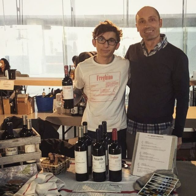 A very proud papa with his freghino rawwine rawwinefair lasegretaumbriahellip